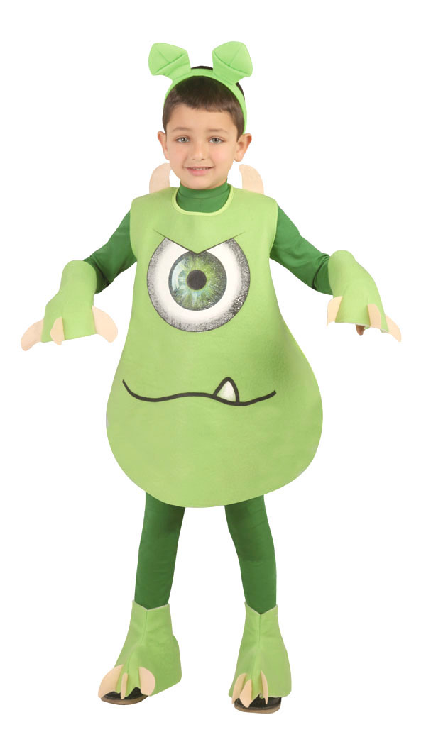 0a34f2444d42 Green Monster Costume Fancy Dress Costumes   Party Supplies Ireland ...
