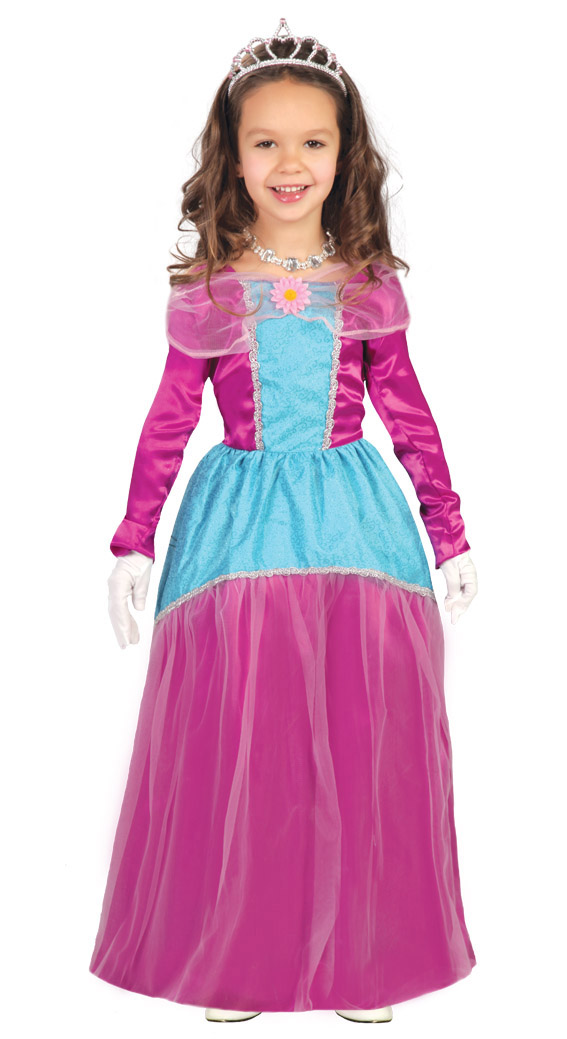 5feee1ffd2 Girls Princess Ballgown Costume Fancy Dress Costumes   Party ...