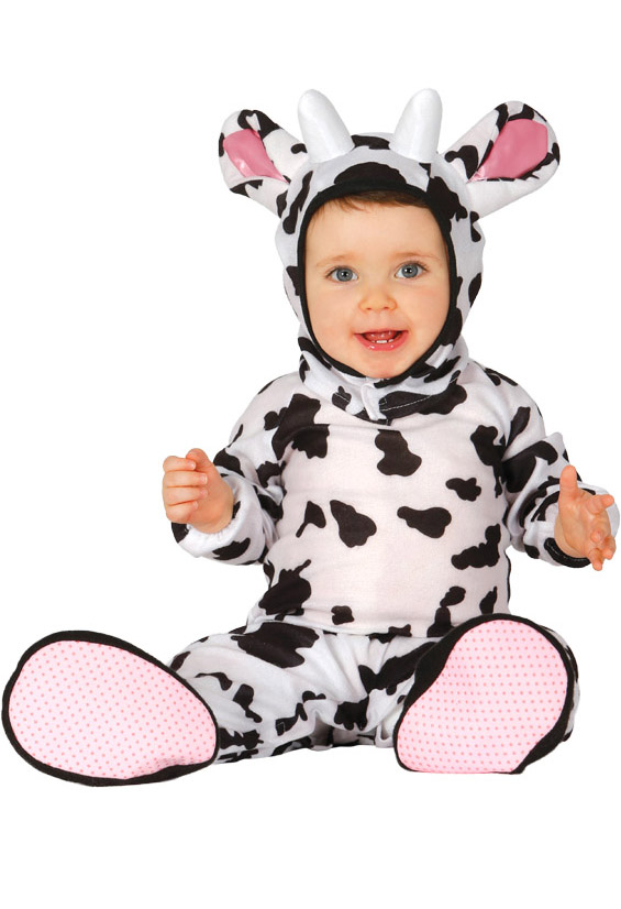 babys babies farmyard cows costumes  sc 1 st  Little Star Parties & Baby Cow Costume Fancy Dress Costumes u0026 Party Supplies Ireland ...