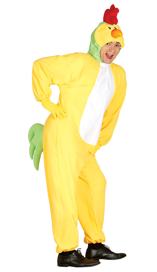 Adult Chicken Costume Fancy Dress Costumes   Party Supplies Ireland ... cd0268686fd