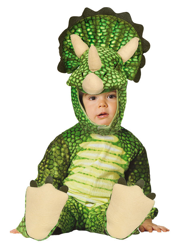 baby dinosaurs costumes  sc 1 st  Little Star Parties & Triceratops Costume Fancy Dress Costumes u0026 Party Supplies Ireland ...