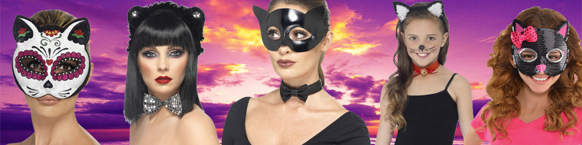 Black Cat Sets - Fancy Dress Costumes, Party Supplies Ireland ...