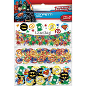 Justice League Value Pack Confetti