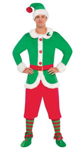 Select Size ...  sc 1 st  Little Star Parties & Elf Outfits - Fancy Dress Costumes Party Supplies Ireland ...
