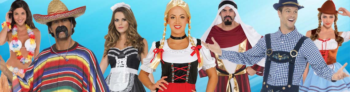 Find Traditional Style Fancy Dress Costumes From Around The World These Can Be Everyday Or Festival That Express An Identity Defined By A Country