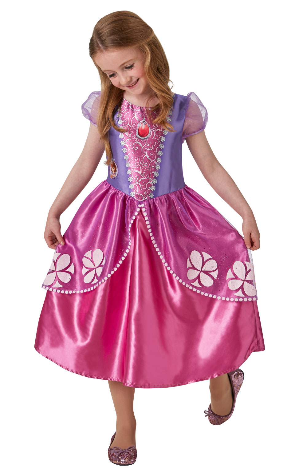 Sofia the First Classic Costume Fancy Dress Costumes & Party ...