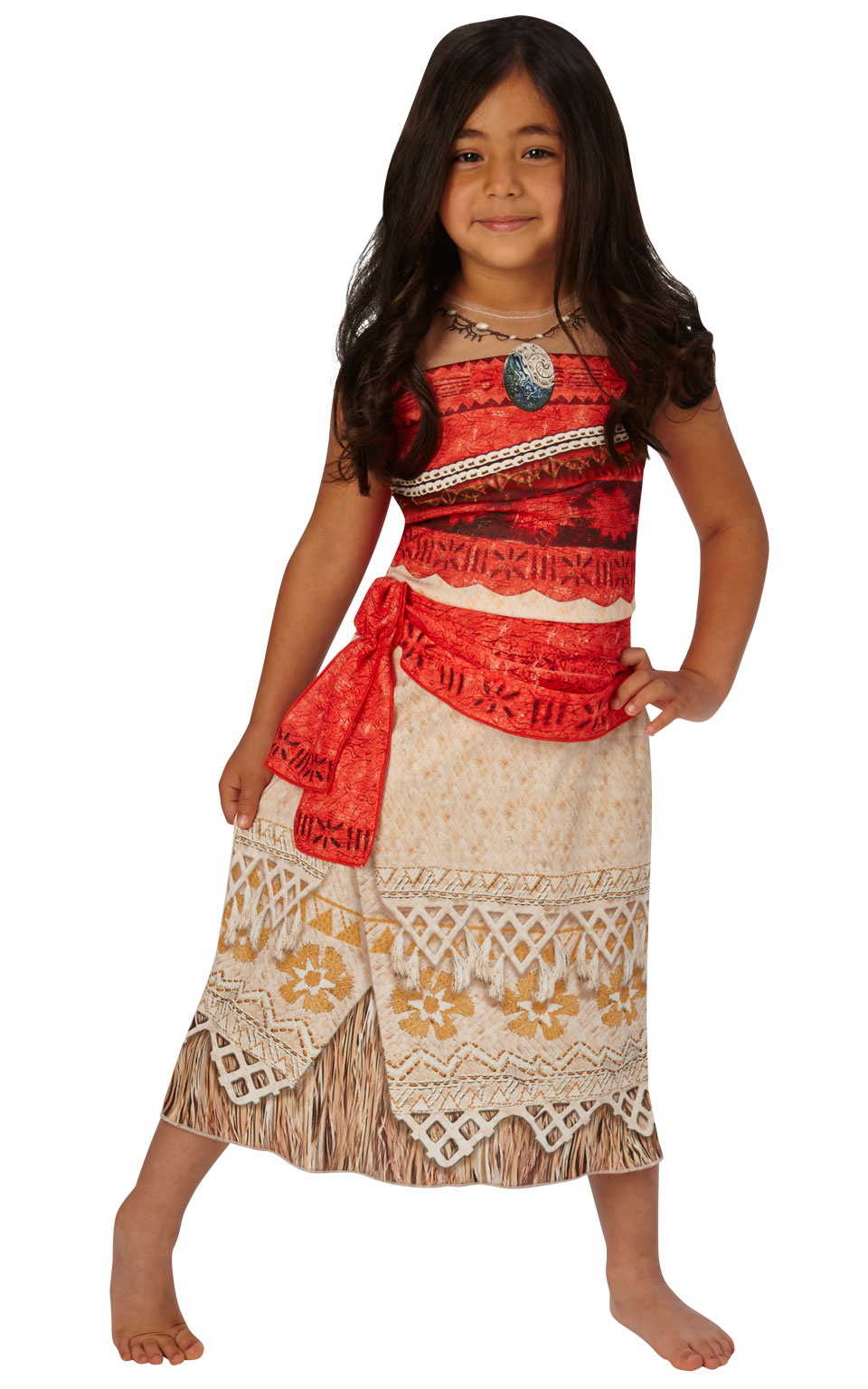 a10e0a2833ab Classic Moana Costume Fancy Dress Costumes & Party Supplies Ireland ...
