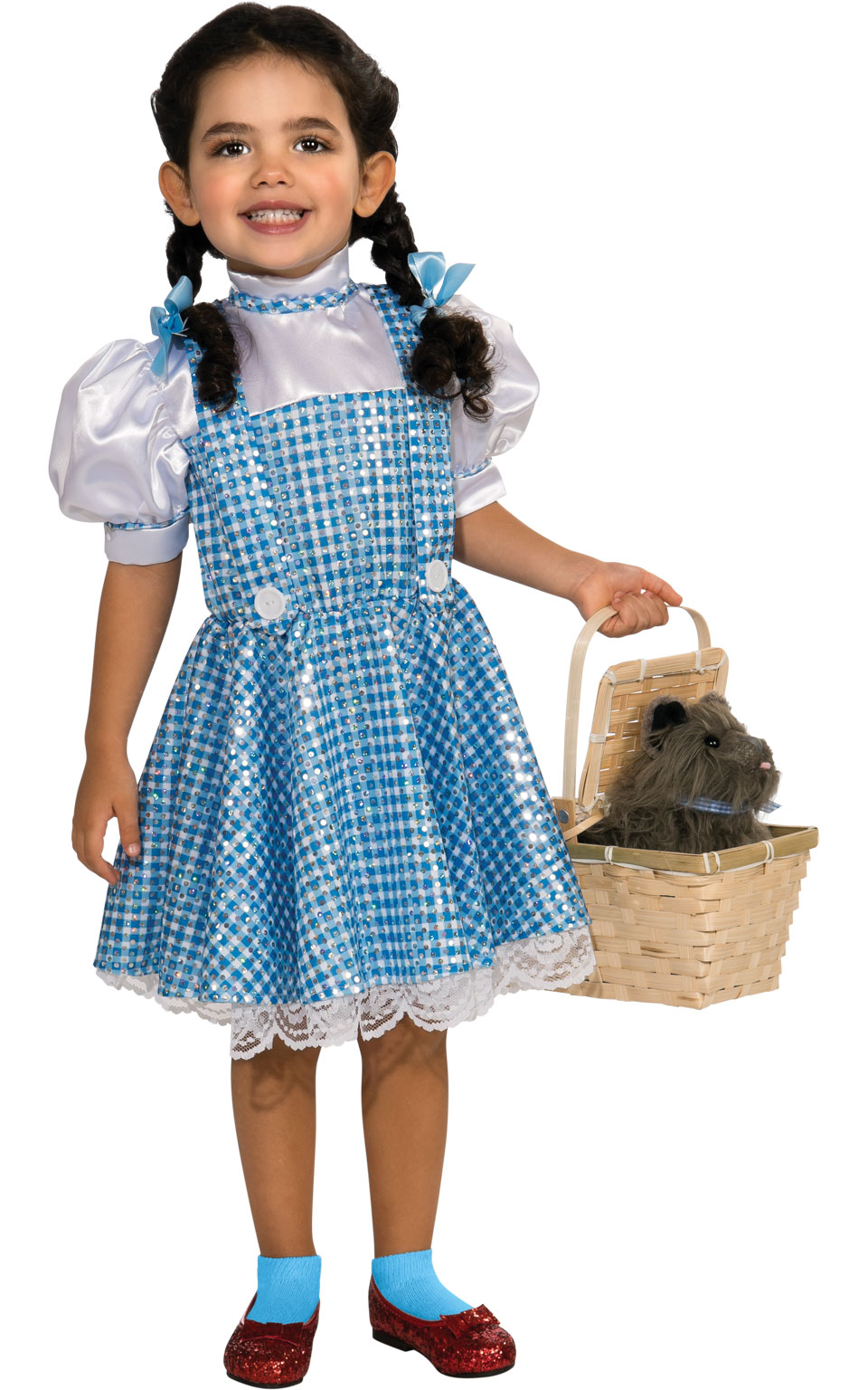 Wizard of Oz Dorothy Costume Fancy Dress Costumes & Party Supplies ...