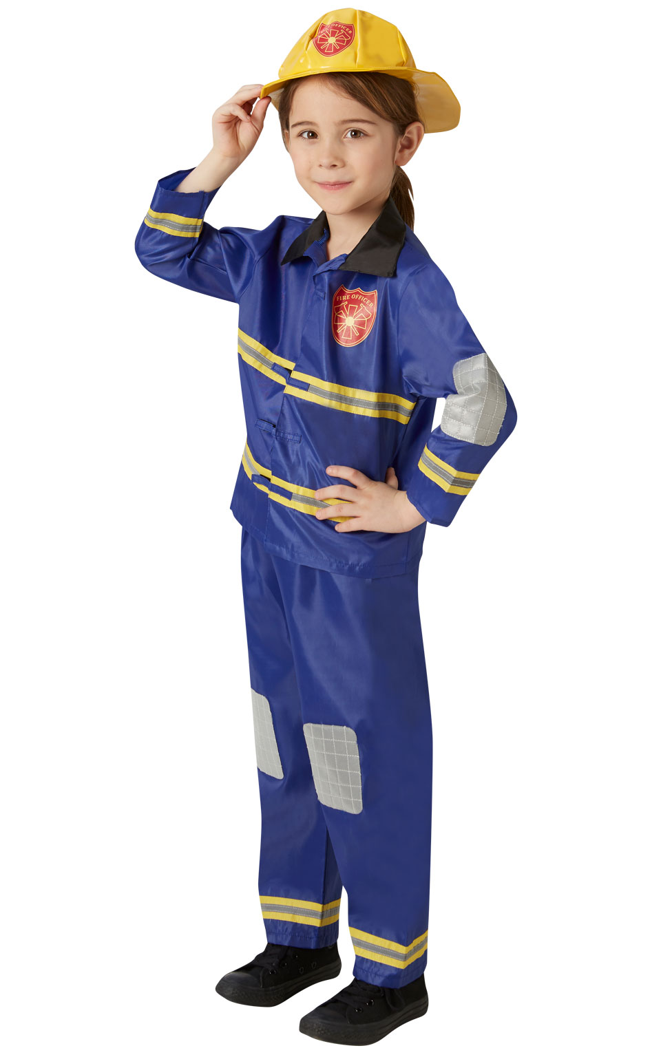 c2116aa115b8 Fancy Dress Costumes & Party Supplies »; Role-Playing Childrens Costumes »; Firefighter  Costume. Previous Next