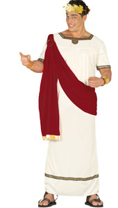 Augustos Caesar Costume includes tunic with sash