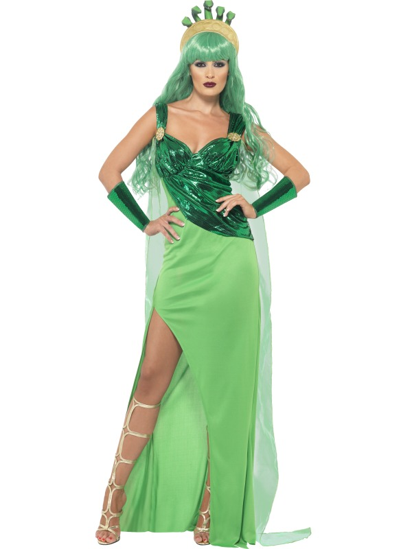 Medusa Costume Fancy Dress Costumes u0026 Party Supplies Ireland - LittleStarParties Online Party Shop  sc 1 st  Little Star Parties & Medusa Costume Fancy Dress Costumes u0026 Party Supplies Ireland ...