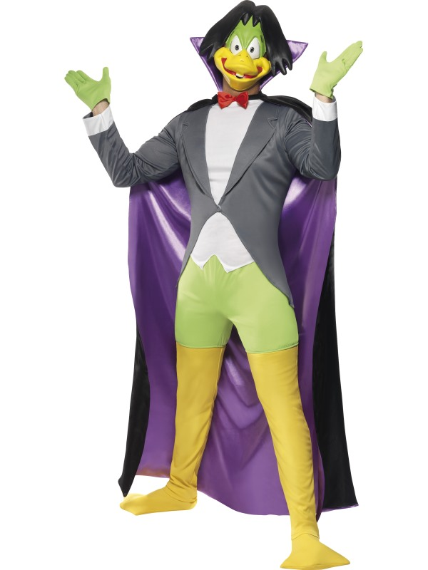 Count Duckula Costume Fancy Dress Costumes & Party Supplies Ireland ...