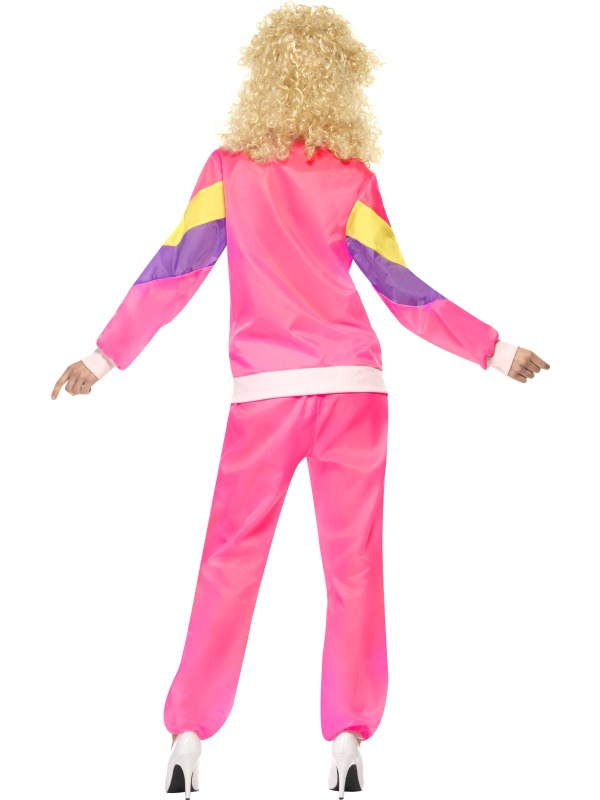 1980s tracksuits shell suits costumes
