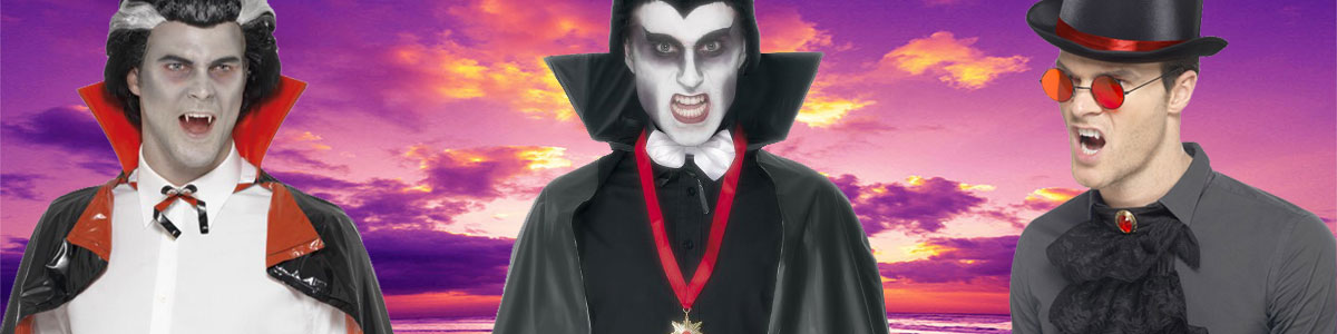 Vampire Accessories - Fancy Dress Costumes, Party Supplies Ireland ...
